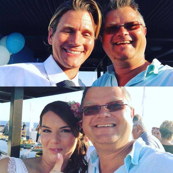 #wedding for Kathi & Stefan! Congratulation #livinginparadise #begrateful #lebeseelischeidentität