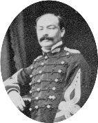 Teniente Coronel José Lorenzo Herrera, ingreso al ejército con el grado de Sargento en el arma de Artillería el 23 de diciembre de 1861