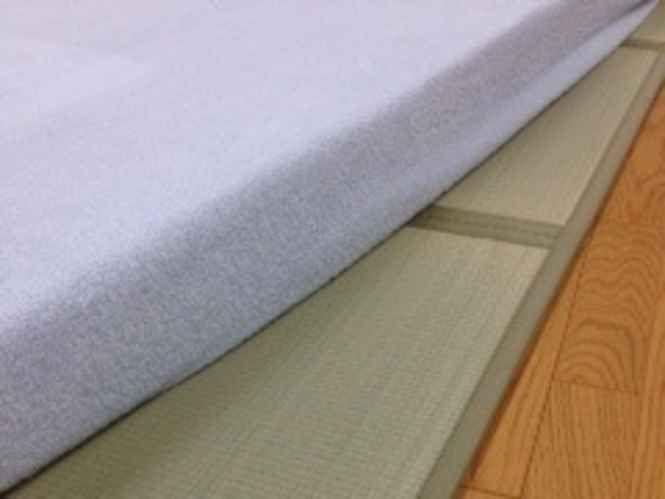 「フローリング,畳,ユニット,布団,カビ,部屋」の画像検索結果