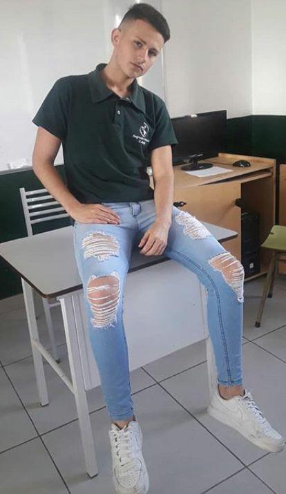 Barcode berlin shorts