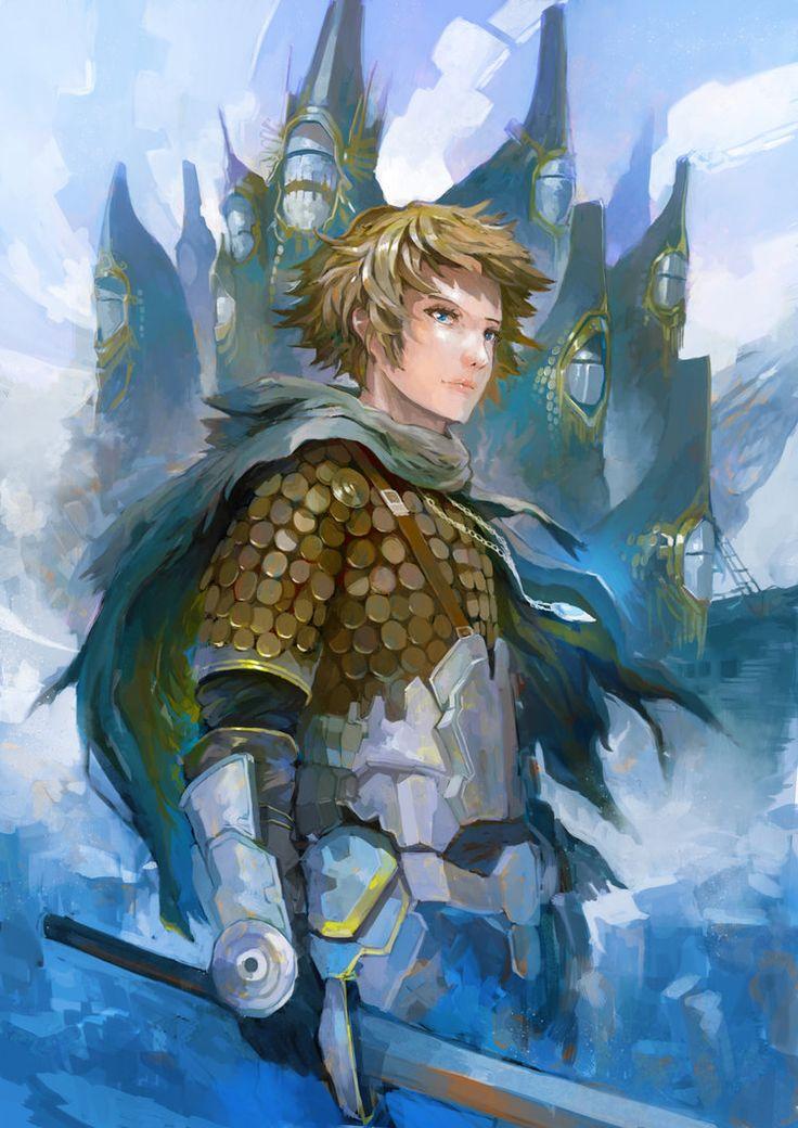 Marine Knight by alchemaniac on DeviantArt