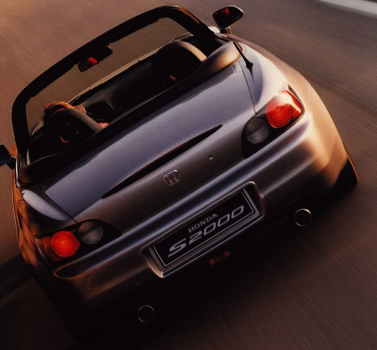https://flic.kr/p/FBUc2e | Honda S2000; 1999_2 | car brochure by worldtravellib World Travel library
