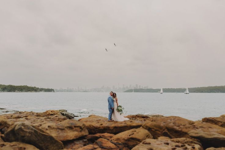 Watsons Bay Hotel wedding - photography by Gui Jorge