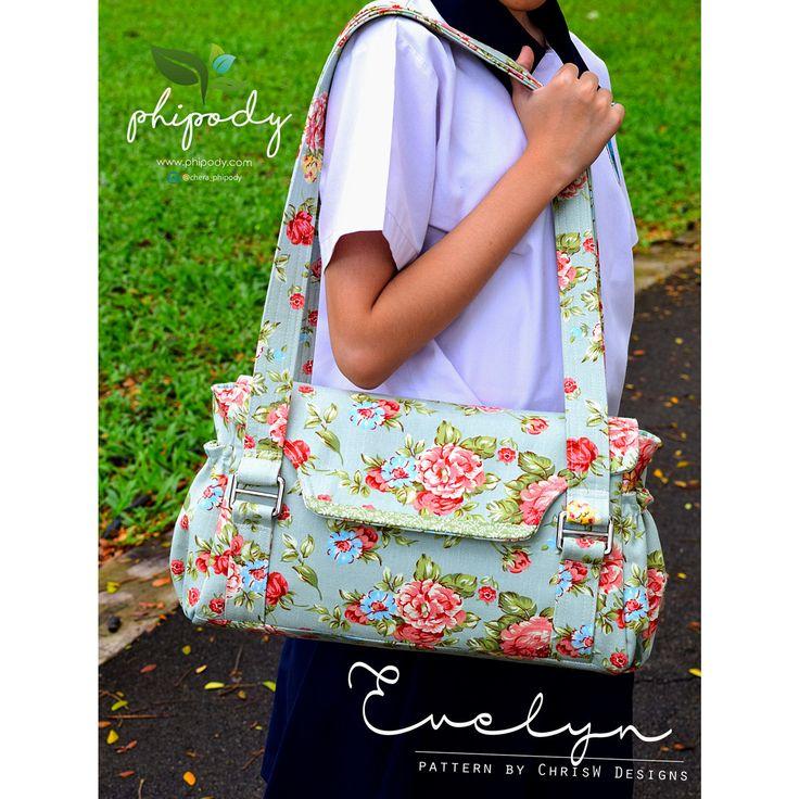 Designer Bag Patterns 25 See More Evelyn
