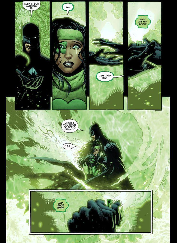 Is Jessica Cruz, Not Hal Jordan, DC's New Green Lantern?