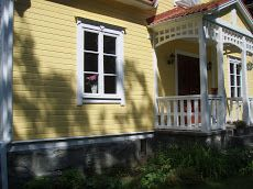 My Bohemic home: Ett drömkök i gult!
