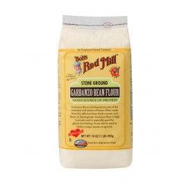 Quick Skillet Bread. Ingredients: water, garbanzo bean flour, sea salt, sunflower oil.