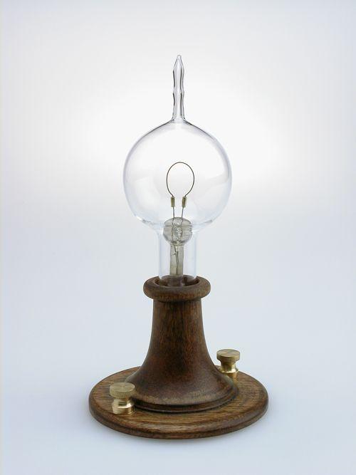 model of a victorian light bulb - Google Search