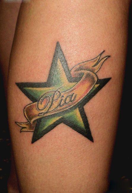 51 best mejores tatuajes de estrellas images on pinterest - Diseno de fotos ...