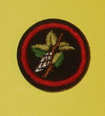 Birch Ranger Patrol Emblem pre-1941