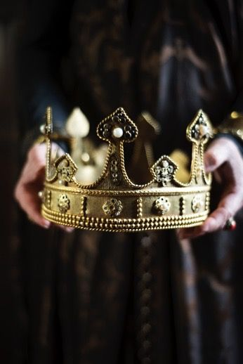 Princess to Queen.  It is a woman's natural rite of passage.  Honour where you are and reign supremely over your life.