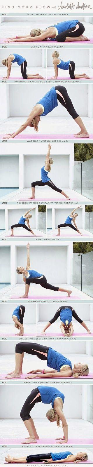 Soul & Body: Yoga dla każdego...  Te kilka ćwiczeń pozwoli nam ...
