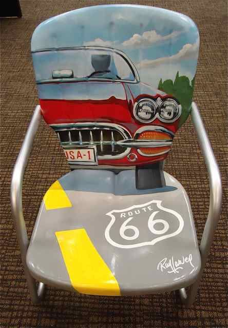Google Image Result for http://cubamomurals.com/wordpress/wp-content/uploads/2011/04/Route-66-chair.jpg