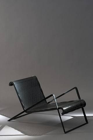 Jean Royère, Metal Armchair 1937 Nice Design For. Furniture Chairs ...