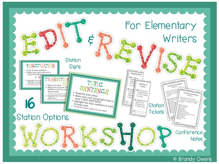 Custom writing tips elementary students
