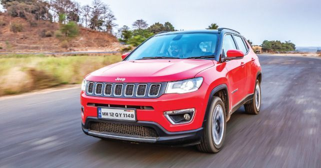 Tata Harrier Vs Jeep Compass Comparison