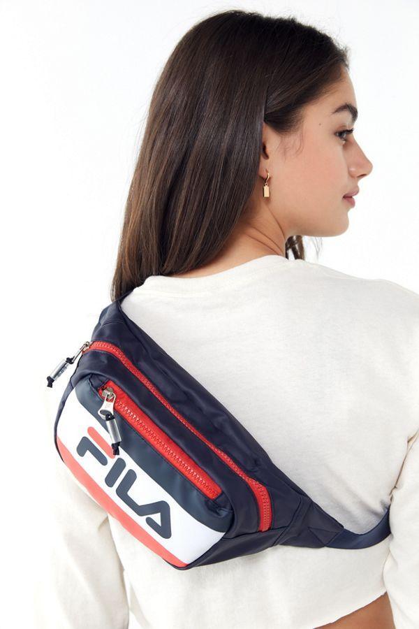 19de0a5343 FILA Hunts Belt Bag in 2019 | streetwear inspo | Bags, Fila outfit ...