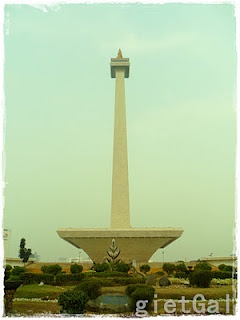 Monas, Jakarta, Indonesia  #monas #jakarta @kakday