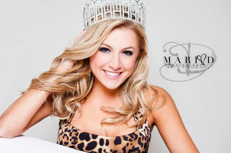 Miss Iowa USA 2012 MariD Photography