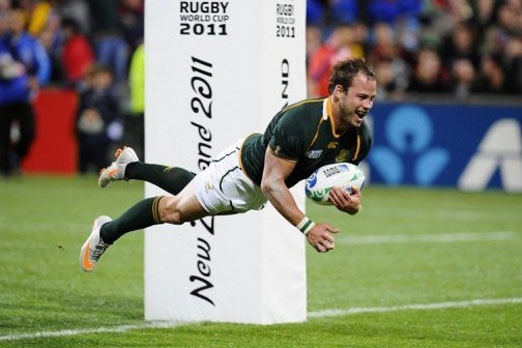 Watch a Springbok Rugby Game from the stadium....