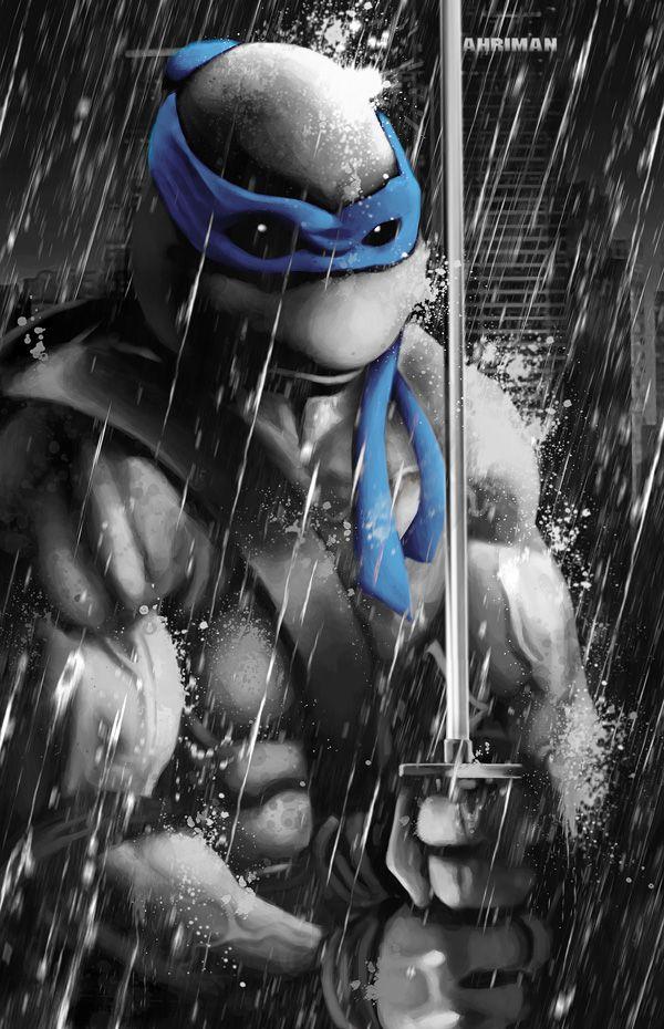 It's My Way Of Ninja by ~Ahrrr on deviantART | TMNT ...