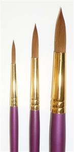 Terry Harrison Paint brushes ~ DETAIL SET