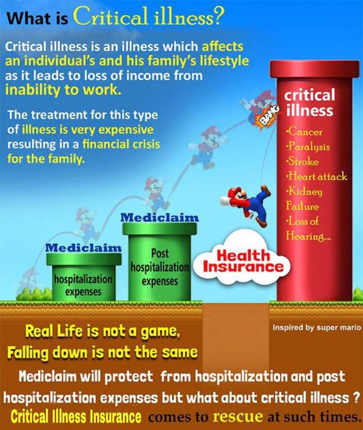 Critical illness is an illness which affects an individual