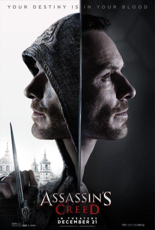 Un nouveau trailer pour le film Assassin's Creed
