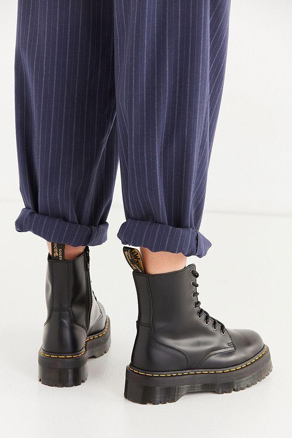 Dr. Martens Jadon Platform 8 Eye Boot   shoes in 2019