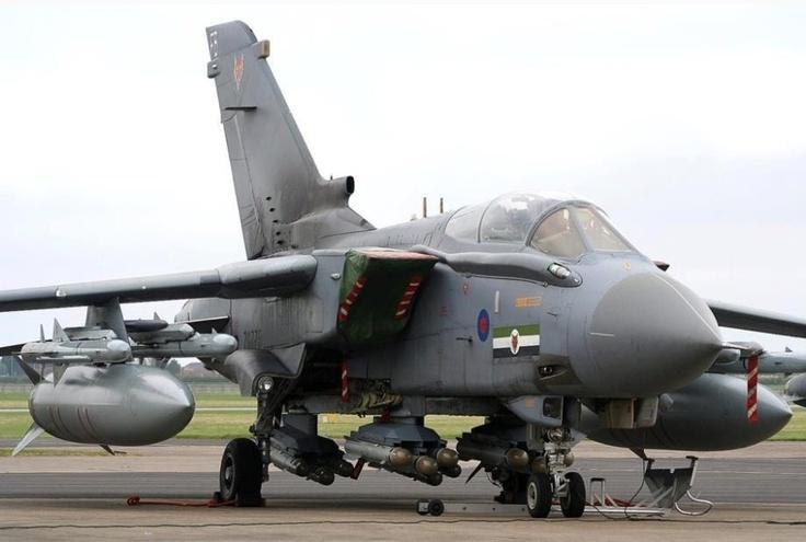 12 squadron tornado GR4