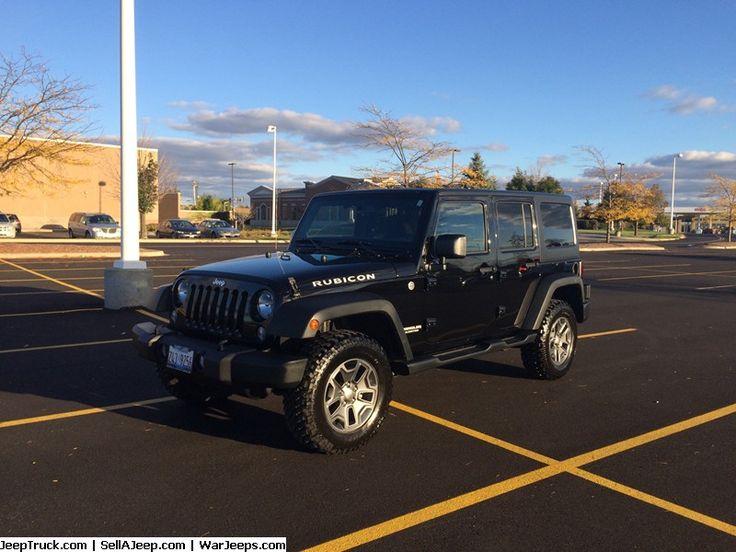 2014 Jeep Rubicon 4 Door 2