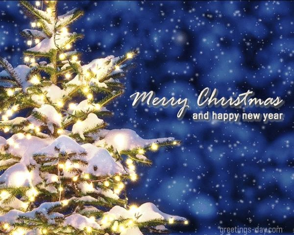 Merry Christmas and a Happy New Year merry christmas happy holidays seasons greetings christmas quote happy new year christmas poem christmas greeting christmas friend christmas family and friends