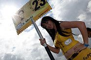 Zandvoort 2012 Grid Girls - DTM Bilder Fotos bei Motorsport-Magazin.com