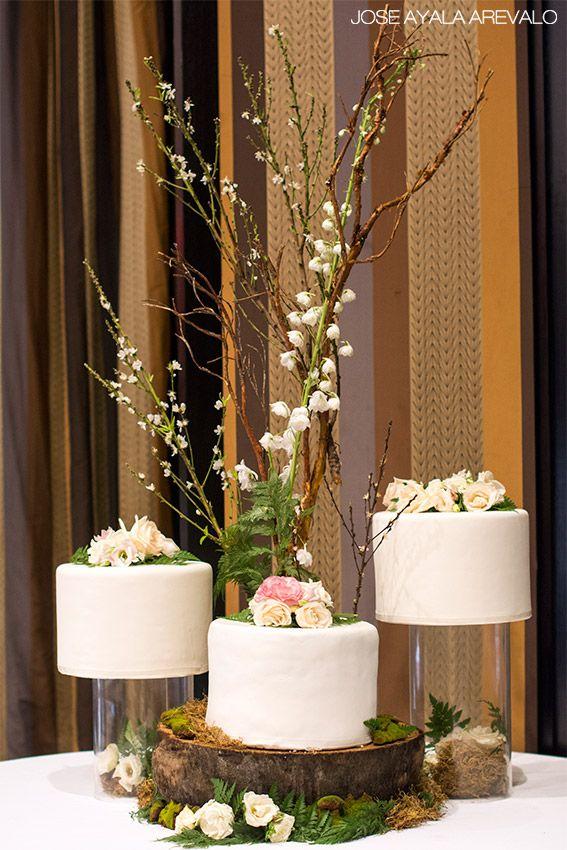 Las 25 mejores ideas sobre tortas para matrimonio civil en for Decoracion piso vintage