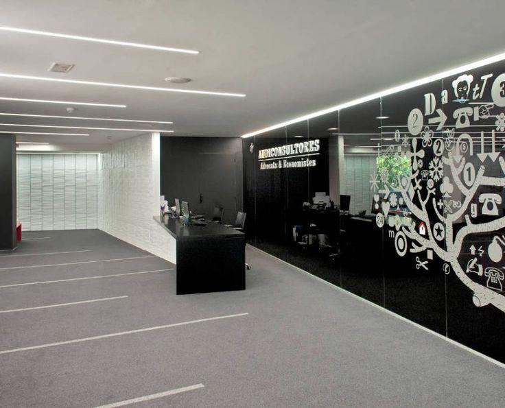 M s de 25 ideas incre bles sobre iluminaci n de oficina en for Iluminacion oficinas modernas