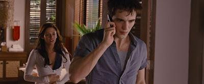 The Twilight Saga: Breaking Dawn:  LG Phone.