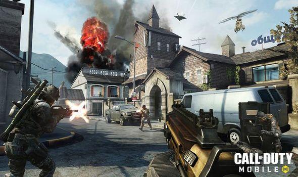 Call Of Duty Mobile Cikti Cod Nasil Indirilir Call Of Duty Silah Oyun