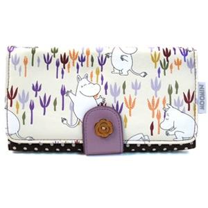 Moomin Wallet: Moomin Flora