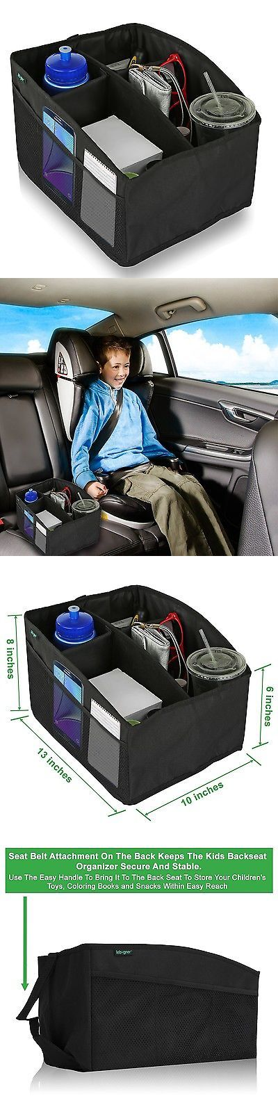 Luxury Cars: Car Console Organizer By Lebogner - Luxury Car Organizer Perfect Front Seat O... BUY IT NOW ONLY: $28.45