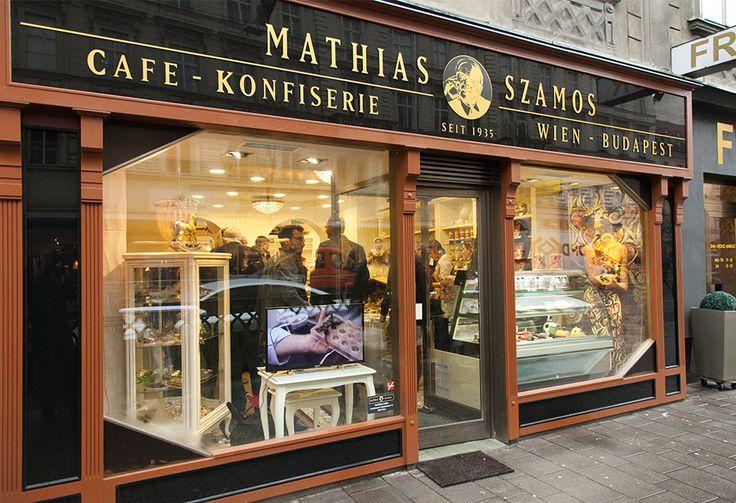 3. Bez. Die Liebhaber der süßen Versuchungen können zwischen handgemachten Bonbons und Pralinen wählen oder gar Torten in der Konfiserie Mathias Szamos bestellen.