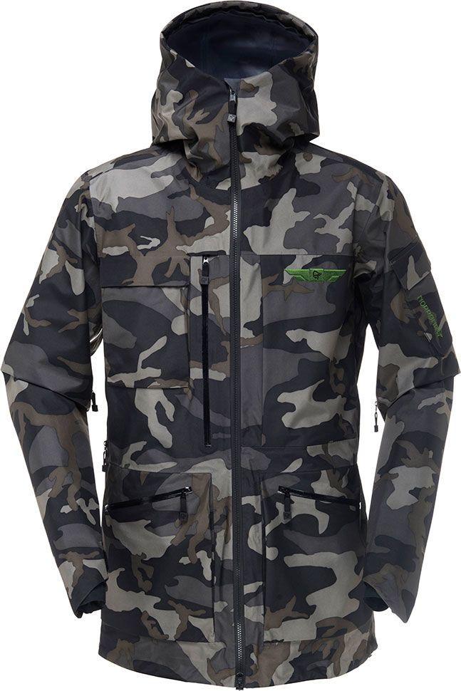 Norrøna tamok Gore-Tex jakke til herre - Norrøna®