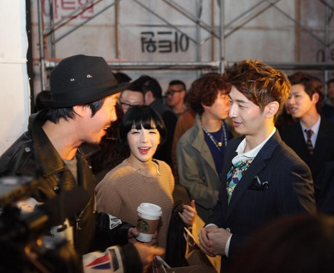 Groom 2012 Fashion Week