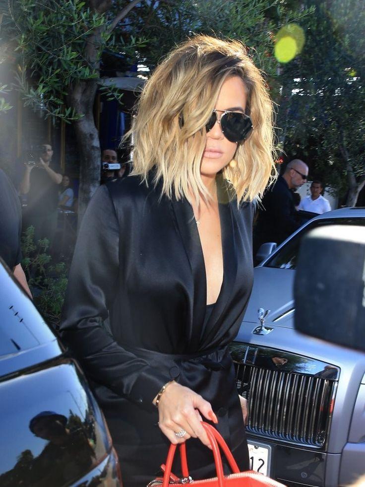 Summer Hairstyles : Khloe Kardashian