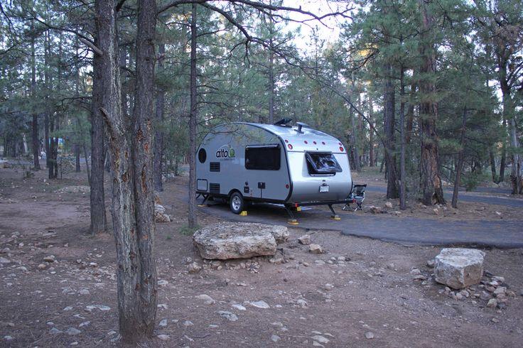 Grand Canyon Ntl Park, South rim, Mather Campgound