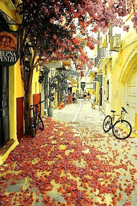 Such pretty colors, Isle of Crete, Greece - let's go! #vevelicious #thesweetlife #greece
