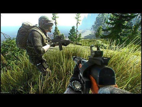 3:55 ESCAPE FROM TARKOV New Gameplay Trailer Open World Multiplayer