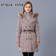 PAGE ONE Women Down Coat Long Parka Winter Warm Jacket Fashion Casual Overcoat #884820 Best Seller follow this link http://shopingayo.space