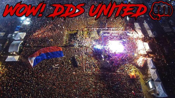 MILLION ANG DUMALO SA DUTERTE RALLY SA LUNETA #UNITEDDDS FEB. 25, 2017