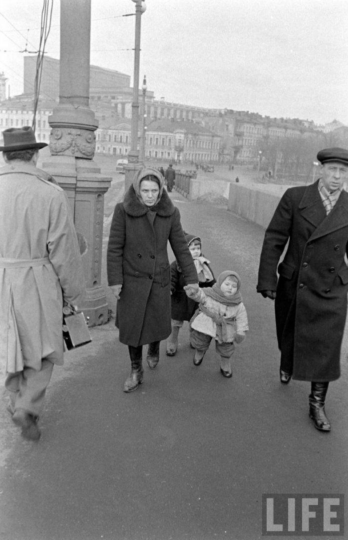 "Москва 1947 года на страницах журнала ""Life"" - skif_tag"
