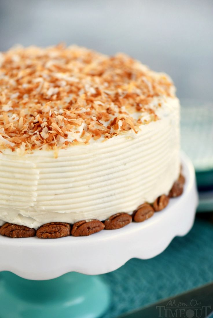 Slow Cooker Carrot Cake with Cream Cheese Frosting ...